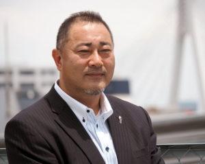代表取締役社長:山口貢