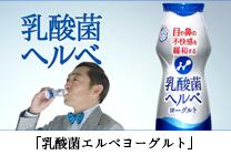 乳酸菌ヘルベヨーグルト ティッシュケースから香川さん②