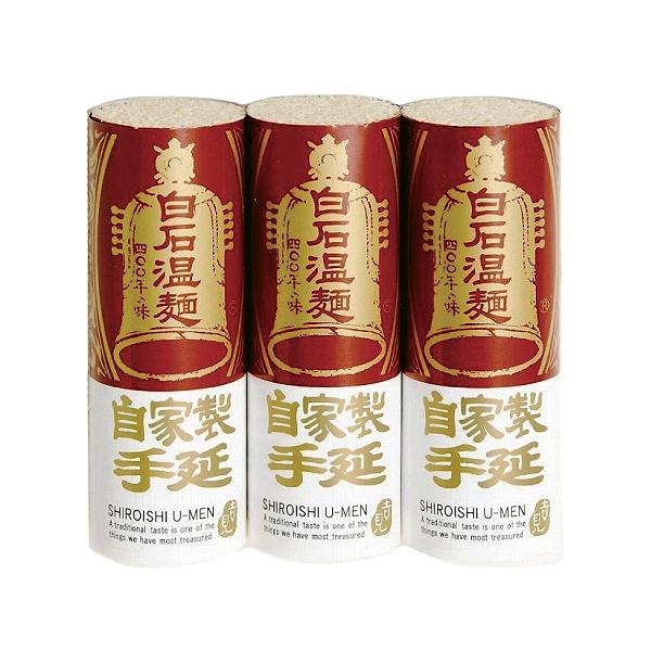 【宮城】つりがね印 自家製手延白石温麺-きちみ製麺